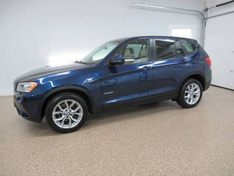 2012 BMW X3 for sale at HTS Auto Sales in Hudsonville MI