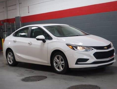 2017 Chevrolet Cruze for sale at CU Carfinders in Norcross GA
