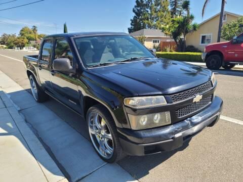2004 Chevrolet Colorado for sale at ROBLES MOTORS in San Jose CA