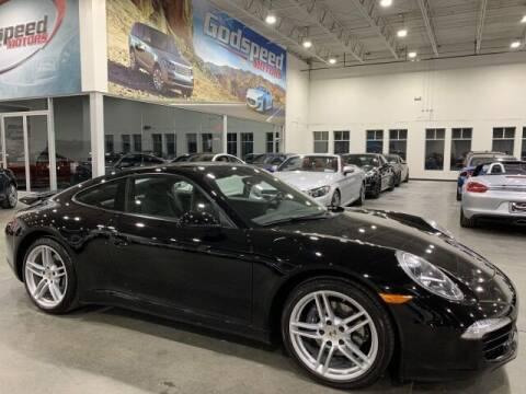 2012 Porsche 911 for sale at Godspeed Motors in Charlotte NC