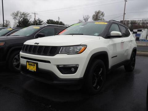 2018 Jeep Compass for sale at Buhler and Bitter Chrysler Jeep in Hazlet NJ