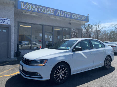 2015 Volkswagen Jetta for sale at Vantage Auto Group in Brick NJ
