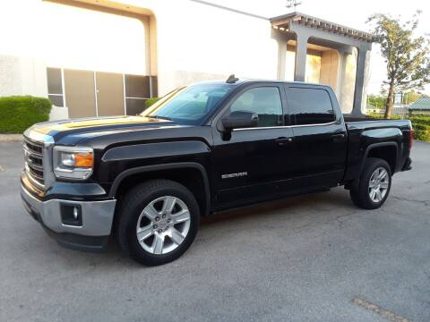 2015 GMC Sierra 1500 for sale at Frontline Select in Houston TX