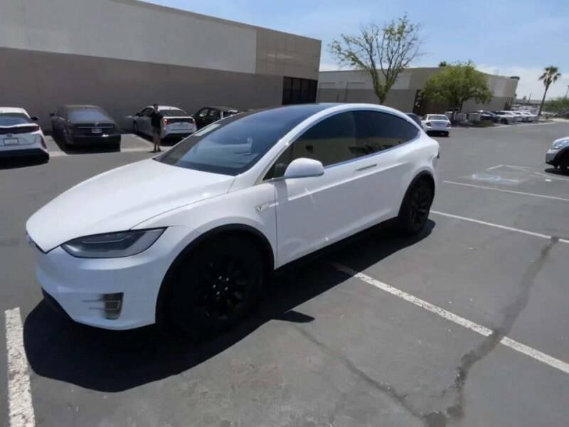 2016 Tesla Model X for sale in Peachtree Corners, GA