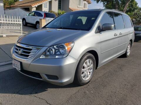 2009 Honda Odyssey for sale at First Shift Auto in Ontario CA
