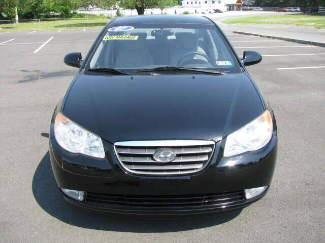 2007 Hyundai Elantra for sale at Iron Horse Auto Sales in Sewell NJ