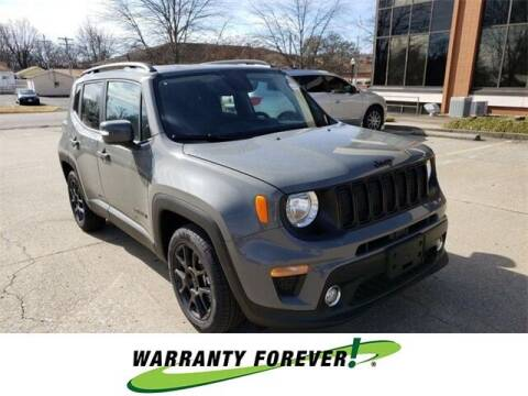 2020 Jeep Renegade for sale at LeMond's Chevrolet Chrysler in Fairfield IL