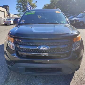 2013 Ford Explorer for sale at Elmora Auto Sales in Elizabeth NJ