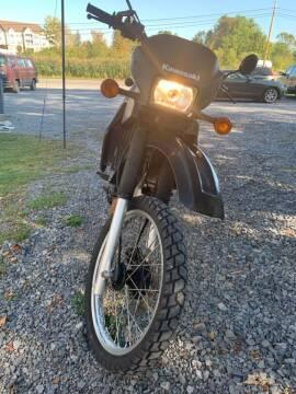 2007 Kawasaki KLR650 Dual Sport for sale at Saratoga Motors in Gansevoort NY
