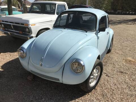 1973 Volkswagen Super Beetle for sale at Collector Car Channel - Desert Gardens Mobile Homes in Quartzsite AZ