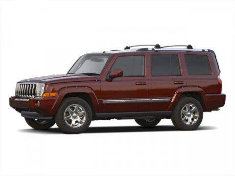 2010 Jeep Commander for sale at Joe and Paul Crouse Inc. in Columbia PA