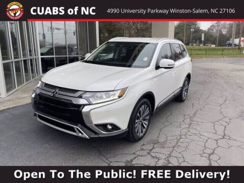 2020 Mitsubishi Outlander for sale at Summit Credit Union Auto Buying Service in Winston Salem NC