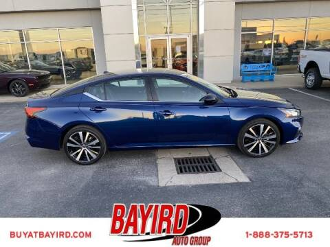 2020 Nissan Altima for sale at Bayird Truck Center in Paragould AR