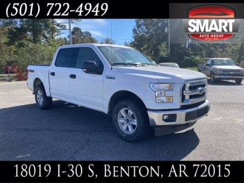 2017 Ford F-150 for sale at Smart Auto Sales of Benton in Benton AR