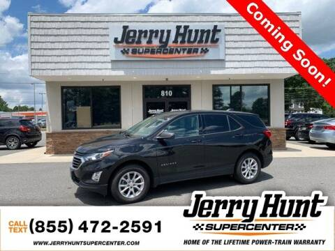 2019 Chevrolet Equinox for sale at Jerry Hunt Supercenter in Lexington NC