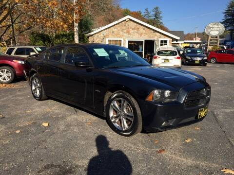 2013 Dodge Charger for sale at Bladecki Auto in Belmont NH