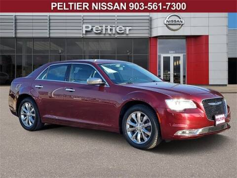 2020 Chrysler 300 for sale at TEX TYLER Autos Cars Trucks SUV Sales in Tyler TX