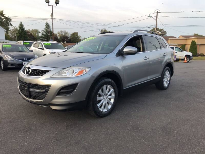 2010 Mazda CX-9 for sale at Majestic Automotive Group in Cinnaminson NJ