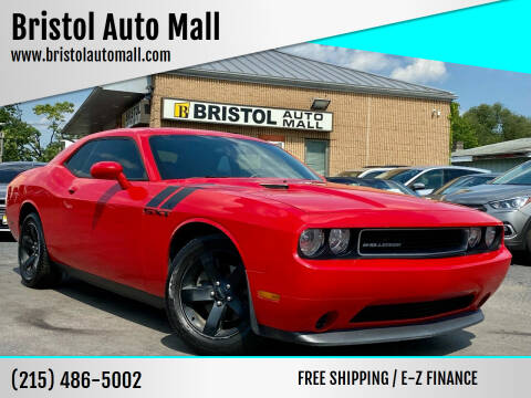 2014 Dodge Challenger for sale at Bristol Auto Mall in Levittown PA