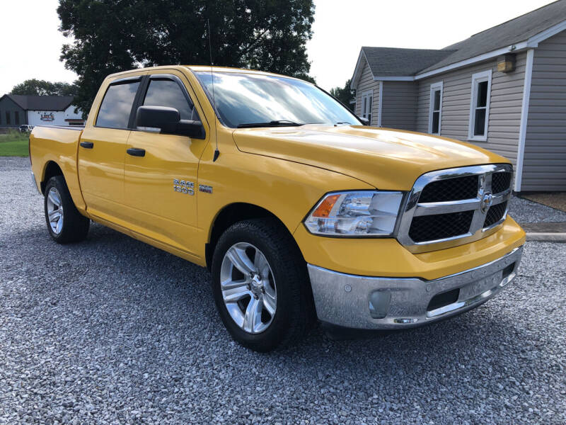 2016 RAM Ram Pickup 1500 for sale at Curtis Wright Motors in Maryville TN
