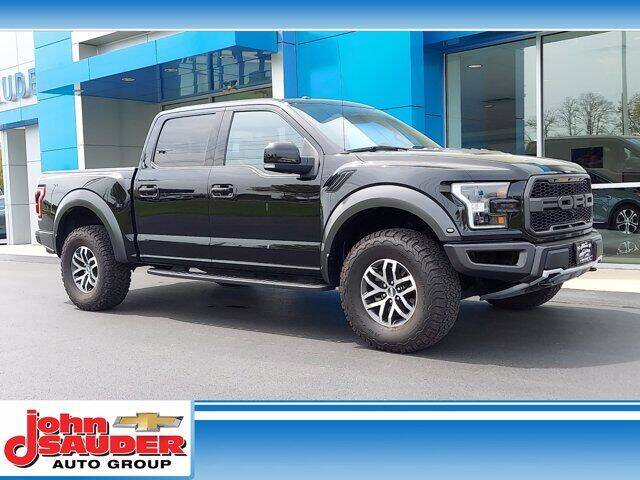 2017 Ford F-150 for sale in Ephrata, PA