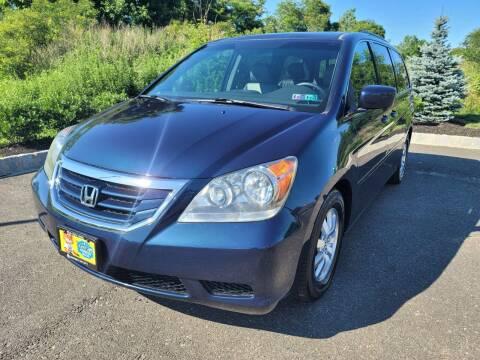 2009 Honda Odyssey for sale at DISTINCT IMPORTS in Cinnaminson NJ