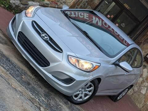 2016 Hyundai Accent for sale at Atlanta Prestige Motors in Decatur GA
