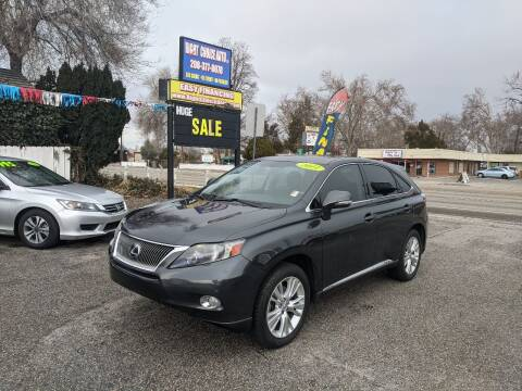 2011 Lexus RX 450h for sale at Right Choice Auto in Boise ID