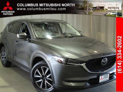 2017 Mazda CX-5 for sale at Auto Center of Columbus - Columbus Mitsubishi North in Columbus OH