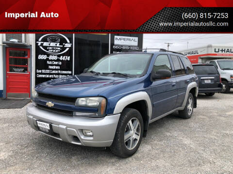 2005 Chevrolet TrailBlazer for sale at Imperial Auto of Marshall in Marshall MO