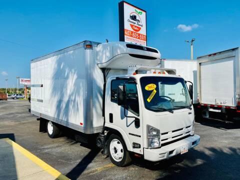 2012 Isuzu NQR for sale at Orange Truck Sales in Orlando FL