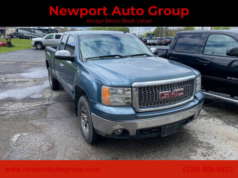 2008 GMC Sierra 1500 for sale at Newport Auto Group in Austintown OH