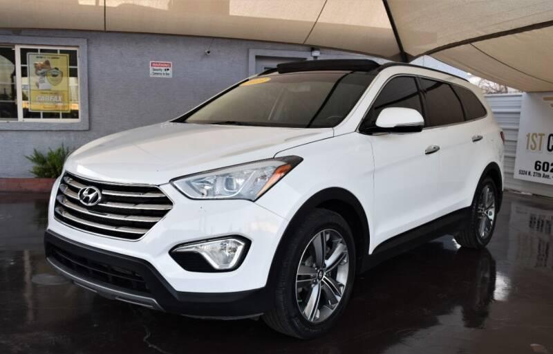 2013 Hyundai Santa Fe for sale at 1st Class Motors in Phoenix AZ