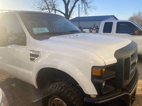 2010 Ford F-250 Super Duty for sale at B & B Auto Sales in Brookings SD