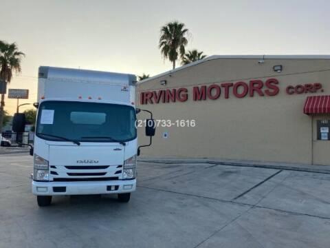 2017 Isuzu NQR for sale at Irving Motors Corp in San Antonio TX