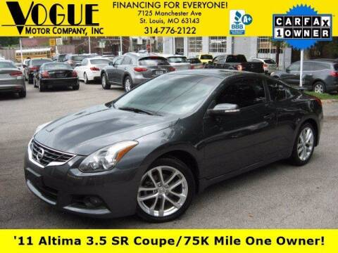 2011 Nissan Altima for sale at Vogue Motor Company Inc in Saint Louis MO