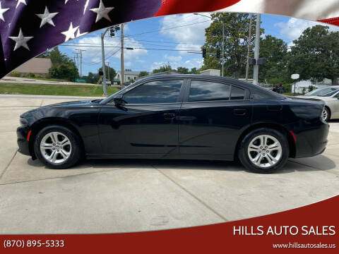 2019 Dodge Charger for sale at Hills Auto Sales in Salem AR