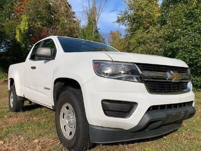 2015 Chevrolet Colorado for sale at Worthington Air Automotive Inc in Williamsburg MA
