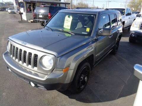 2012 Jeep Patriot for sale at Aspen Auto Sales in Wayne MI