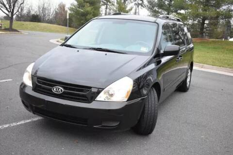 2010 Kia Sedona for sale at SEIZED LUXURY VEHICLES LLC in Sterling VA