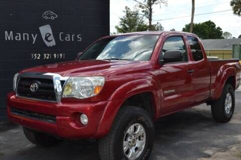 2006 Toyota Tacoma for sale at ManyEcars.com in Mount Dora FL