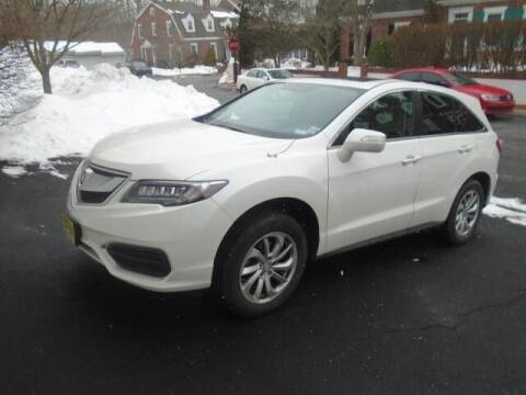2018 Acura RDX for sale at Advantage Auto Brokers in Hasbrouck Heights NJ