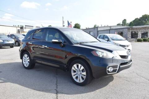 2011 Acura RDX for sale at Auto Credit Xpress - Sherwood in Sherwood AR