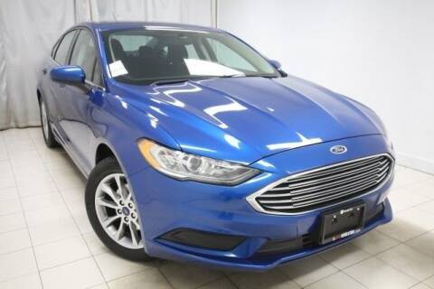 2017 Ford Fusion for sale at EMG AUTO SALES in Avenel NJ