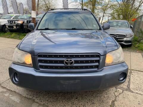 2003 Toyota Highlander for sale at Best Cars R Us in Plainfield NJ