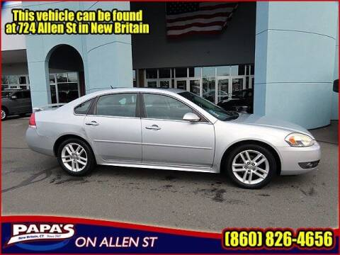 2010 Chevrolet Impala for sale at Papas Chrysler Dodge Jeep Ram in New Britain CT