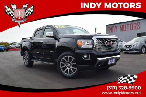 2018 GMC Canyon for sale at Indy Motors Inc in Indianapolis IN