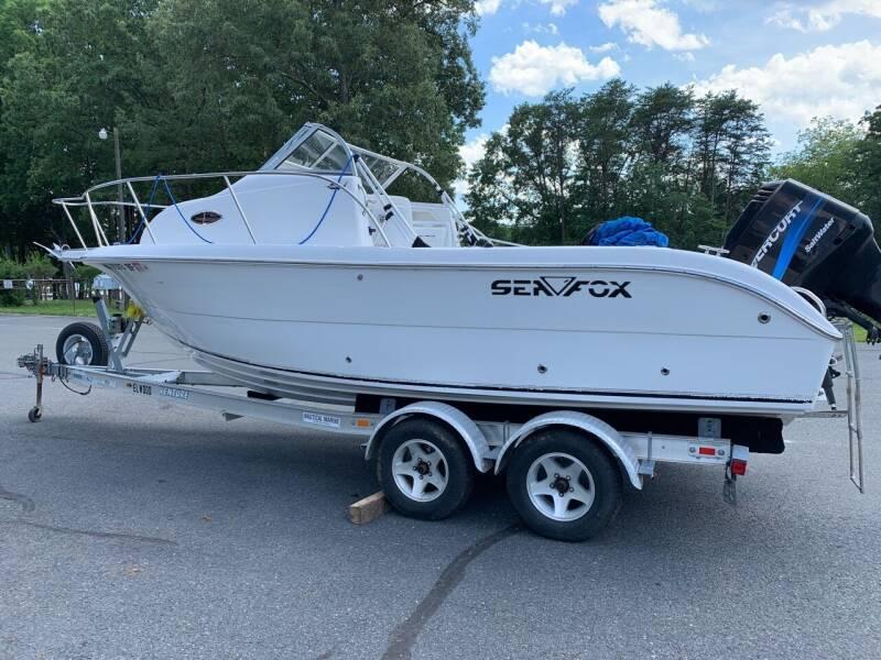 2005 Sea Fox 230WA for sale at Performance Boats in Spotsylvania VA