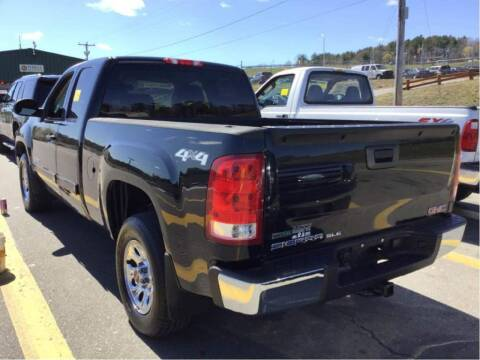 2010 GMC Sierra 1500 for sale at Elite Pre-Owned Auto in Peabody MA