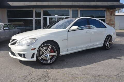 2008 Mercedes-Benz S-Class for sale at Amyn Motors Inc. in Tucker GA